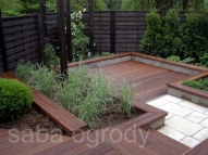 Wawer. Outdoor room